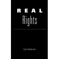 Real Rights by Carl Wellman, 9780195095005