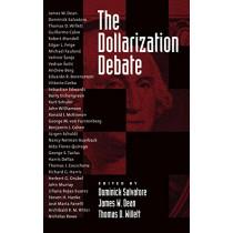 The Dollarization Debate by Dominick Salvatore, 9780195155358