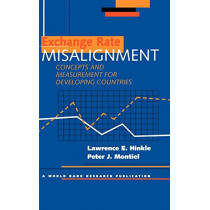 Exchange Rate Misalignment: Concepts and Measurement for Developing Countries by Lawrence E. Hinkle, 9780195211269
