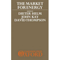 The Market for Energy by Dieter Helm, 9780198286080