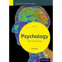 IB Psychology Study Guide: Oxford IB Diploma Programme by Alexey Popov, 9780198398172