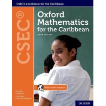 Oxford Mathematics for the Caribbean CSEC by Nicholas Goldberg, 9780198414018