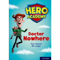 Hero Academy: Oxford Level 11, Lime Book Band: Doctor Nowhere by Paul Stewart, 9780198416708