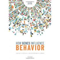 How Genes Influence Behavior 2e by Jonathan Flint, 9780198716877