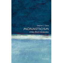 Monasticism: A Very Short Introduction by Stephen J. Davis, 9780198717645
