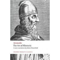 The Art of Rhetoric by Aristotle, 9780198724254