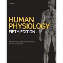 Human Physiology by Gillian Pocock, 9780198737223