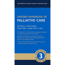 Oxford Handbook of Palliative Care by Max Watson, 9780198745655