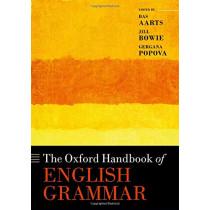 The Oxford Handbook of English Grammar by Bas Aarts, 9780198755104