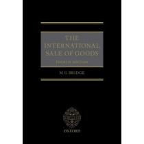 The International Sale of Goods by M G Bridge, 9780198792703