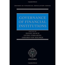 Governance of Financial Institutions by Danny Busch, 9780198799979