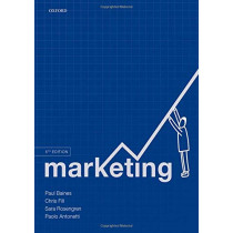 Marketing by Paul Baines, 9780198809999