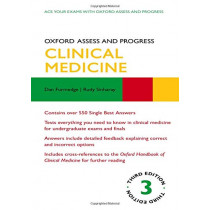 Oxford Assess and Progress: Clinical Medicine by Dan Furmedge, 9780198812968