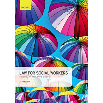 Law for Social Workers by Helen Carr, 9780198825982