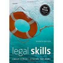 Legal Skills by Emily Finch, 9780198831273