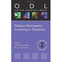 Diabetic Retinopathy: Screening to Treatment 2E (ODL) by Ramesh R. Sivaraj, 9780198834458