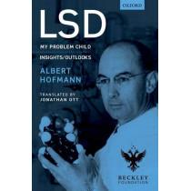 LSD: My problem child by Albert Hofmann, 9780198840206