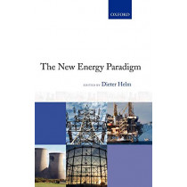 The New Energy Paradigm by Dieter Helm, 9780199229703