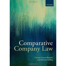 Comparative Company Law by Carsten Gerner-Beuerle, 9780199572205