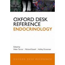 Oxford Desk Reference: Endocrinology by Helen E. Turner, 9780199672837