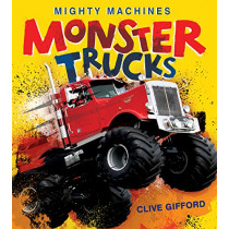 Monster Trucks by Clive Gifford, 9780228102212