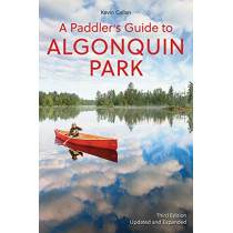 A Paddler's Guide to Algonquin Park by Kevin Callan, 9780228102458