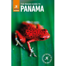 The Rough Guide to Panama (Travel Guide) by Rough Guides, 9780241280690