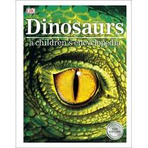 Dinosaurs A Children's Encyclopedia by DK, 9780241287323
