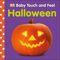Baby Touch and Feel Halloween by DK, 9780241287798