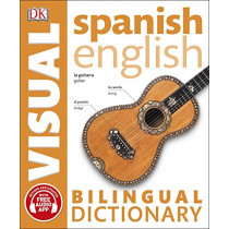 Spanish-English Bilingual Visual Dictionary by DK, 9780241292433