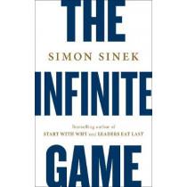 The Infinite Game by Simon Sinek, 9780241295595