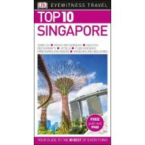 DK Eyewitness Top 10 Singapore by DK Eyewitness, 9780241296264