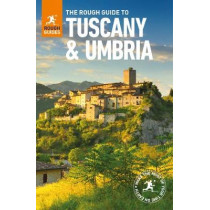 The Rough Guide to Tuscany and Umbria (Travel Guide) by Rough Guides, 9780241306444