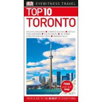 DK Eyewitness Top 10 Toronto by DK Eyewitness, 9780241306710