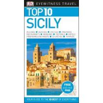 Top 10 Sicily by DK Eyewitness, 9780241309186