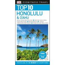 Top 10 Honolulu and O'ahu by DK Eyewitness, 9780241310557