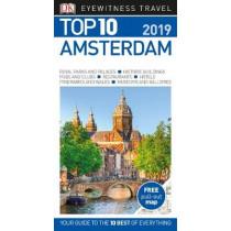 DK Eyewitness Top 10 Amsterdam by DK Eyewitness, 9780241310618