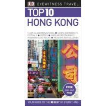 DK Eyewitness Top 10 Hong Kong by DK Eyewitness, 9780241311479