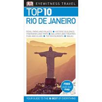 DK Eyewitness Top 10 Rio de Janeiro by DK Eyewitness, 9780241311486