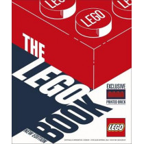 The LEGO Book New Edition: with exclusive LEGO brick by Daniel Lipkowitz, 9780241314227