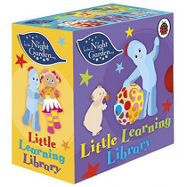 In the Night Garden: Little Learning Library by In the Night Garden, 9780241322031