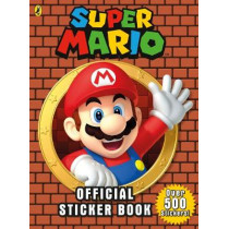Super Mario: Official Sticker Book, 9780241322239
