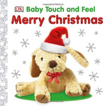 Baby Touch and Feel Merry Christmas by DK, 9780241332276
