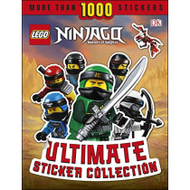 LEGO NINJAGO Ultimate Sticker Collection by DK, 9780241340325