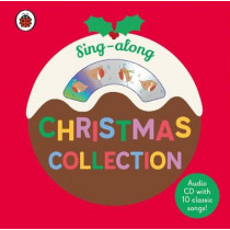 Sing-along Christmas Collection: CD and Board Book by Ladybird, 9780241344699