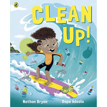 Clean Up! by Dapo Adeola, 9780241345894