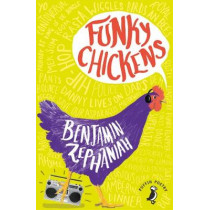 Funky Turkeys by Benjamin Zephaniah, 9780241354568