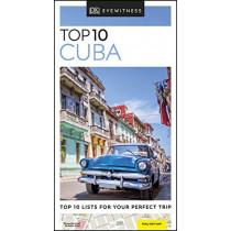 DK Eyewitness Top 10 Cuba by DK Eyewitness, 9780241355015