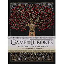 Game of Thrones: A Guide to Westeros and Beyond: The Only Official Guide to the Complete HBO TV Series by Myles McNutt, 9780241355510