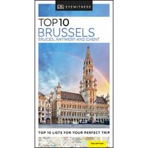 DK Eyewitness Top 10 Brussels, Bruges, Antwerp and Ghent by DK Eyewitness, 9780241355930